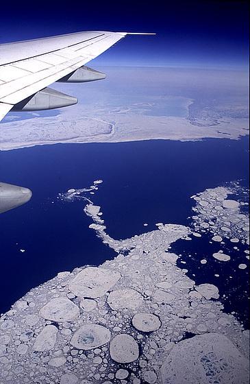 Greenland Ice Bride