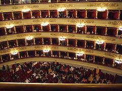 Cavalleria Rusticana à la Scala de Milan