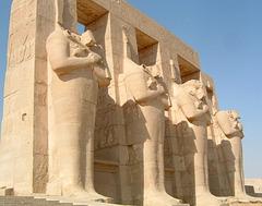Karnak en Egypte