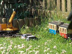 LGB Gartenbahn / LGB Garden Train Toys