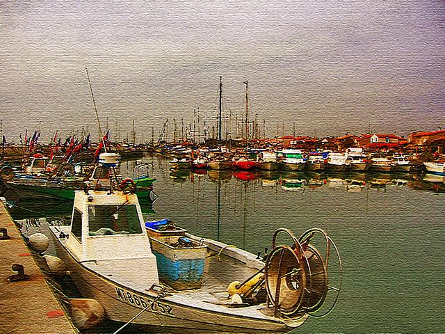 bateaux saintois