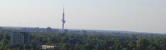 Blick vom Kronsberg über Hannover