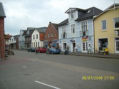 Wittdün sur Amrum, centro (1a bildo)