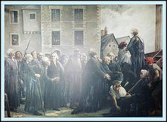 Les Martyrs de Laval : 14 prêtres guillotinés en 1794