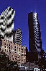 Skyscraper Seattle - 2