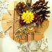 motivo el sekigitaj floroj - aus getrockneten Blumen