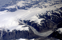 Birthplace of a glacier....