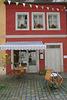 Pirna - Cafe Bohemia - das kleinste Cafe - la plej malgranda kafejo - le plus petit cafè - the smallest cafe