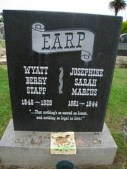 Hills of Eternity - Wyatt Earp (1302)