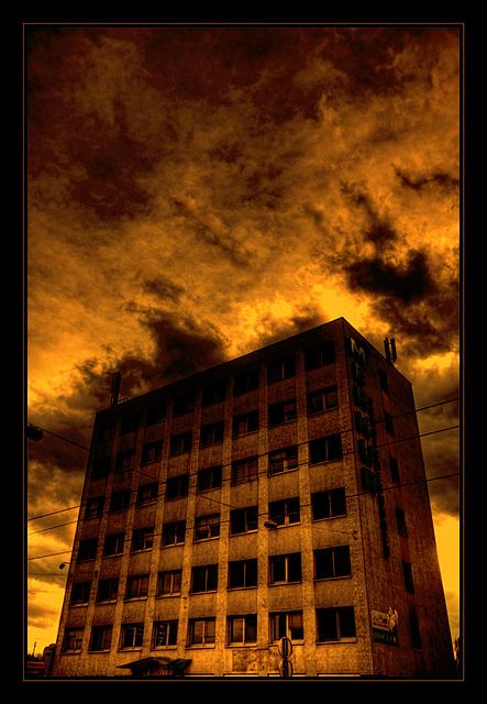 insurance building