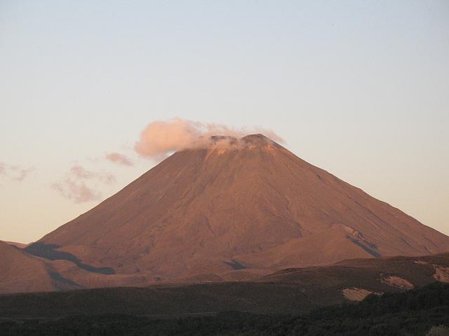 Mt. Ngaurohe