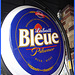 Labatt Bleue Pilsener  / Hometown blue hops sign - Dans ma ville / Hometown - 12 octobre 2008.