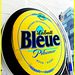 Labatt Bleue Pilsener - Hometown blue hops sign - Dans ma ville / 12-10-2008.