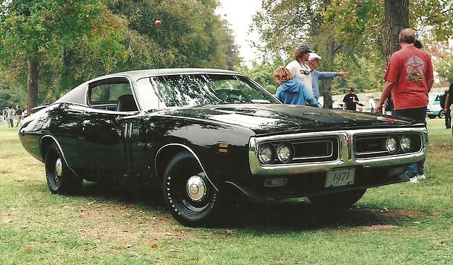 1971 Hemi Dodge Charger R/T
