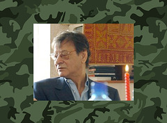 Hommage au poète Mahmoud Darwich