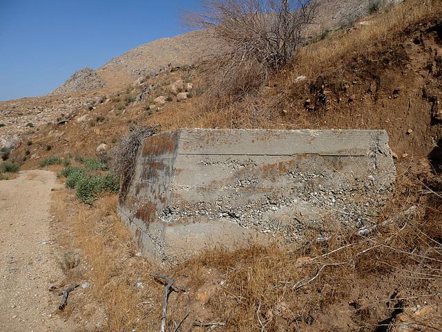 Colorado River Aqueduct at Mt San Jacinto (0430)