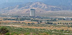 Morongo Casino Viewed From Colorado River Aqueduct at Mt San Jacinto (0421)