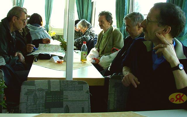 2008-04-27 001 Eo ŝipveturado de Pirna al Hrensko kaj reen