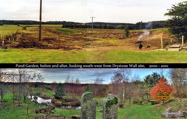 Building a garden - Ten years on ...