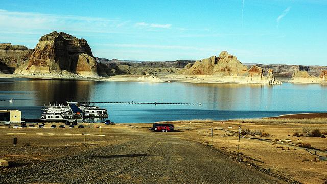 Lake Powell - Marina
