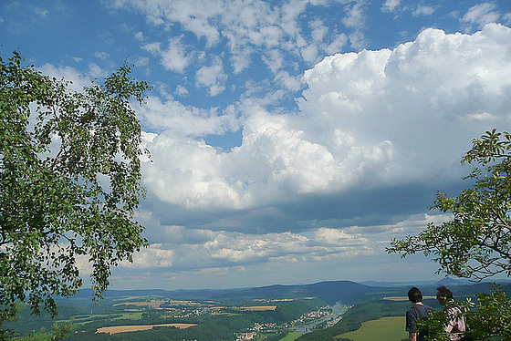 Kleiner Ipernity Treff auf dem Lilienstein