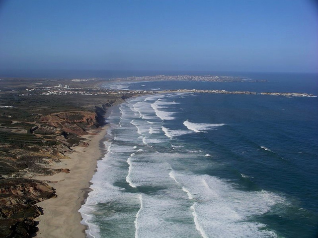 Beaches of Baleal and Peniche