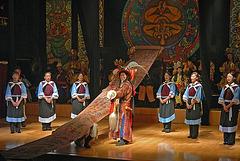 Naxi performance in Lijiang