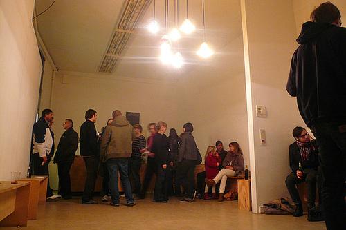 Ausstellung Björn Renner bei Basis