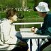 2008-04-27 052 Eo ŝipveturado de Pirna al Hrensko kaj reen
