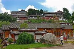 Lijiang downtown