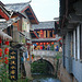 Canals in Lijiang's old town
