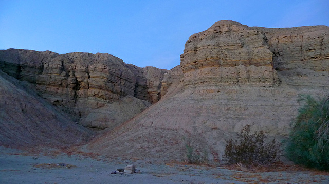 Mecca Hills at Dawn (0500)