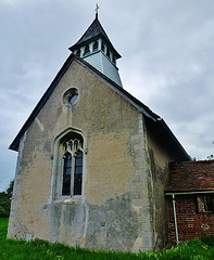 little hormead church, herts.