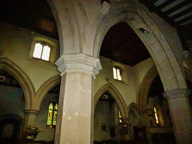 great hormead church, herts.