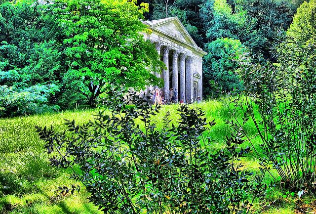 Sylvan Temple
