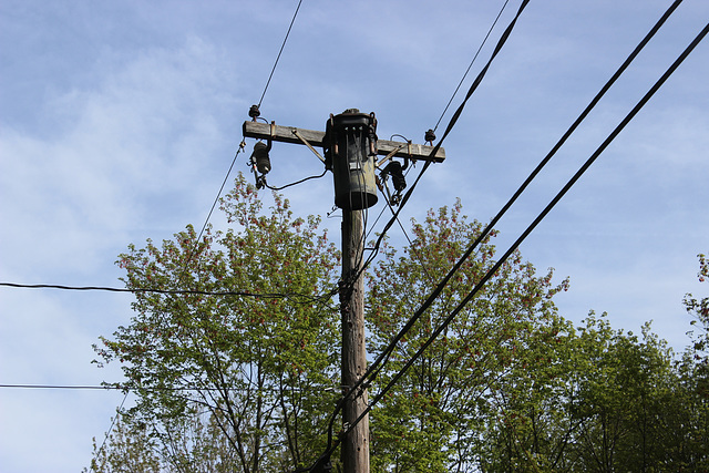 CL&P 4.8kV - Watertown, CT