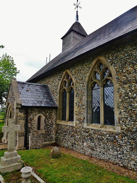 stocking pelham church, herts.