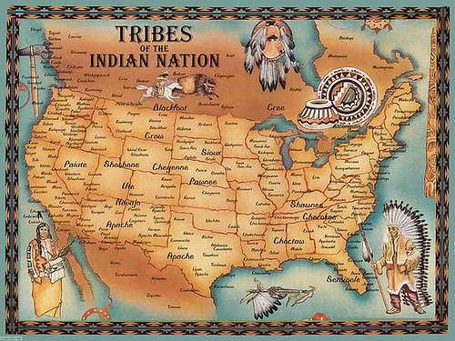 lava baby_ipernity: P6233109bc Native Indian Tribes and Nations of North America - by Jacques