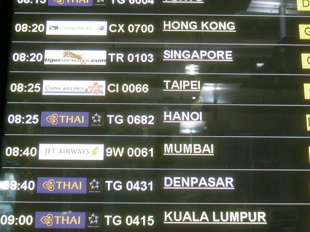 Zielflughafen Hanoi