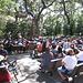 Descanso Gardens Drumming (2358)