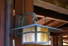 Descanso Gardens Lamp (2254)