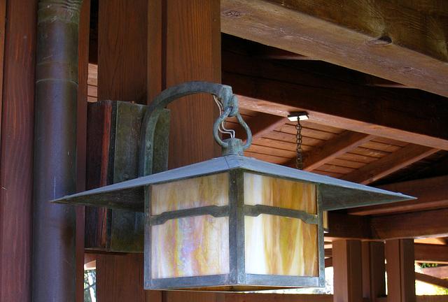 Descanso Gardens Lamp (2254)