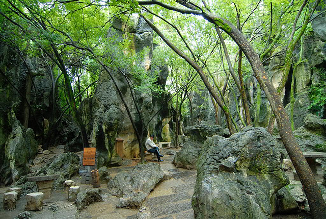 Stone Forest (Shilin)