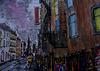 Jazz Music in Manhattan (illustration)