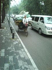 Na pekingskych uliciach