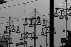 Lampenjungel / jungle of lamps
