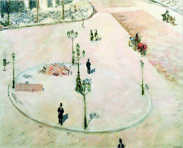 Caillebotte at the Brooklyn Museum