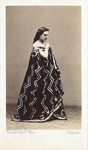 Adelaide Borghi-Mamo by Disdéri (1)