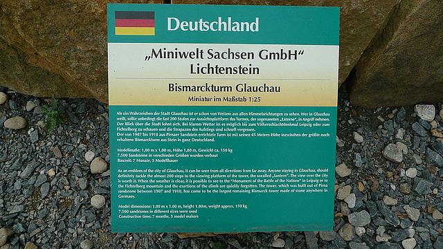 "Leihgabe ""Miniwelt Sachsen GmbH"""