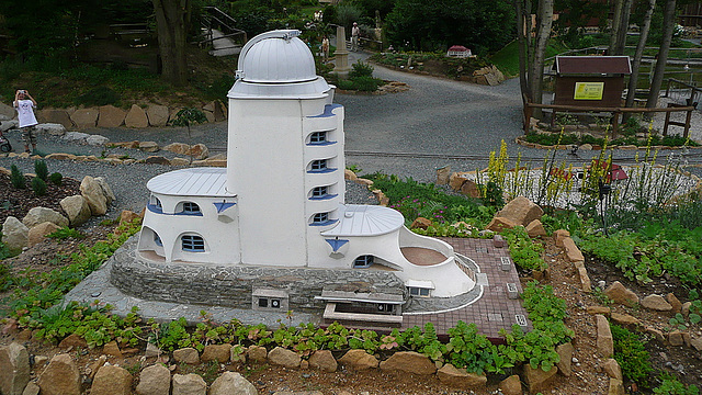Miniaturenpark - Dorf Wehlen - Sächsische Schweiz - 2008